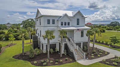 Johns Island Single Family Home For Sale: 1511 Bower Lane