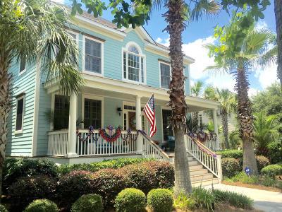 Daniel Island Single Family Home For Sale: 103 Bellinger Street