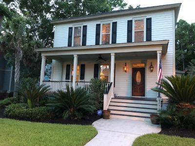 Single Family Home For Sale: 8541 Refuge Point Circle