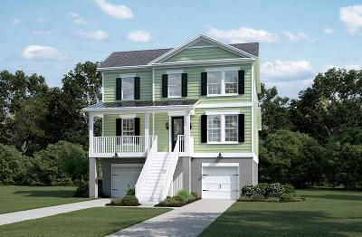 Charleston Single Family Home For Sale: 1 Amalie Farms Drive