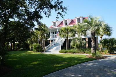 Johns Island Single Family Home For Sale: 1290 Headquarters Plantation Drive