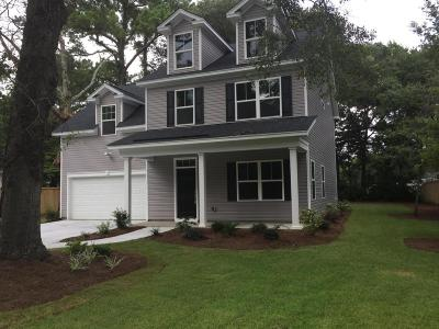 Charleston County Single Family Home For Sale: 954 Yorktown Drive