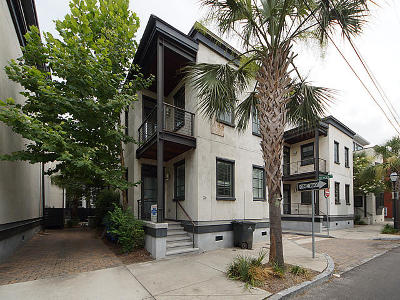 Charleston Single Family Home Contingent: 26 Cannon Street #A