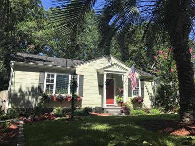 North Charleston Single Family Home Contingent: 4507 S Rhett Avenue