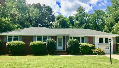 Single Family Home For Sale: 1505 Brookbank Avenue