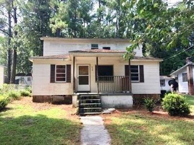 Walterboro Single Family Home For Sale: 416 Wiley Street