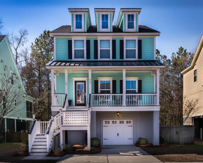 Charleston Single Family Home For Sale: 469 Sanders Farm Lane