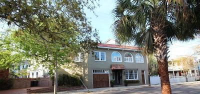Charleston Single Family Home For Sale: 168 Tradd Street