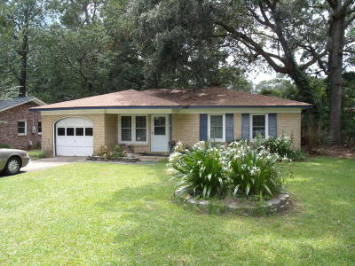 Summerville Single Family Home Contingent: 107 Sprucewood Drive