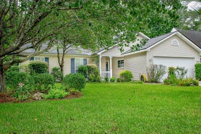 Mount Pleasant Single Family Home For Sale: 1308 Lexington Drive
