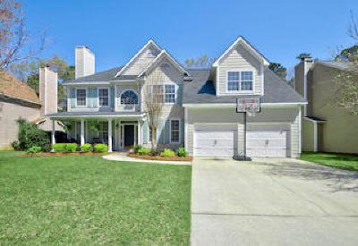 Brickyard Plantation Single Family Home Contingent: 2770 Seastrand Lane