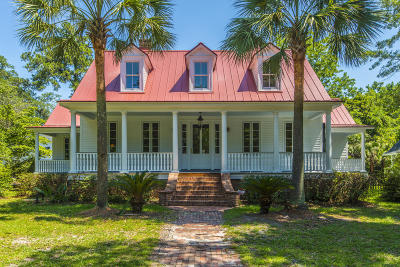 Summerville Single Family Home For Sale: 534 Central Avenue