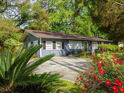 Charleston Single Family Home For Sale: 1001 Nottingham Drive
