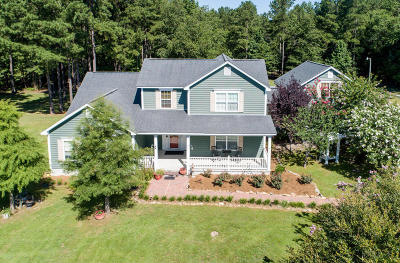 Single Family Home For Sale: 4408 Peanut Lane