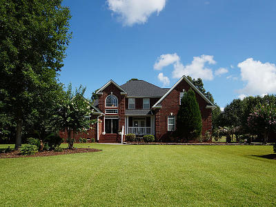 Goose Creek Single Family Home Contingent: 695 Hamlet Circle