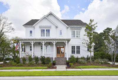 Charleston Single Family Home For Sale: 138 Brailsford Street