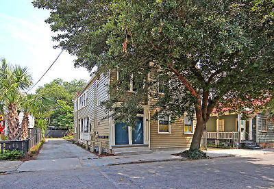 Charleston Multi Family Home For Sale: 46 Bogard Street