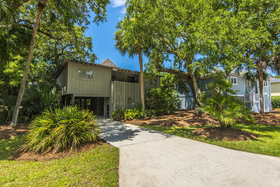 Isle Of Palms Single Family Home Contingent: 5 Sandpiper Court
