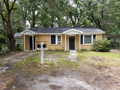 Charleston Multi Family Home Contingent: 1560 Juniper Street