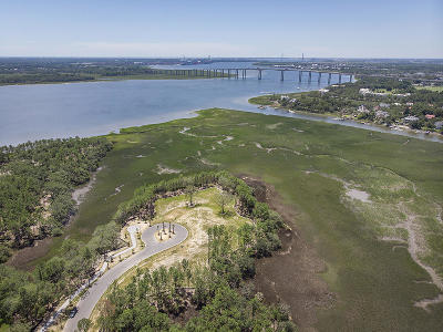 Charleston Residential Lots & Land For Sale: 119 Captains Island Drive