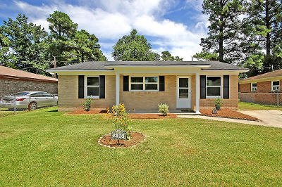 Goose Creek Single Family Home Contingent: 506 Mary Scott Drive