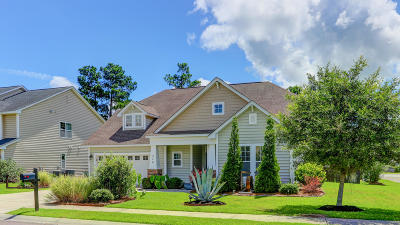 Moncks Corner Single Family Home Contingent: 218 Devonshire Drive