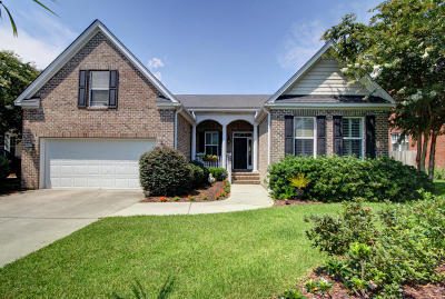 Single Family Home For Sale: 644 White Chapel Circle Circle