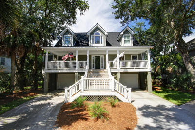 Isle Of Palms SC Single Family Home For Sale: $1,030,000