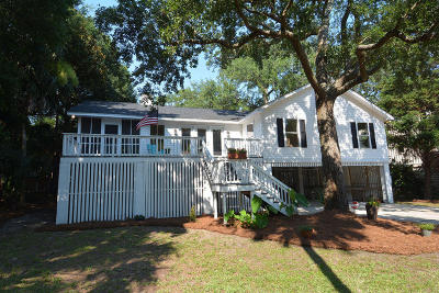 Isle Of Palms SC Single Family Home Contingent: $750,000