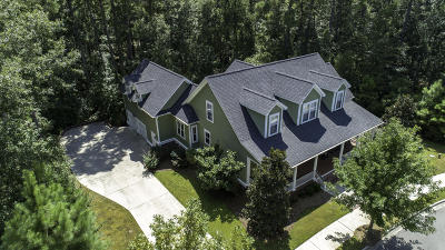 Summerville Single Family Home For Sale: 120 Bateaux Drive