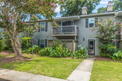 Charleston County Attached For Sale: 1402 Camp Road #3a