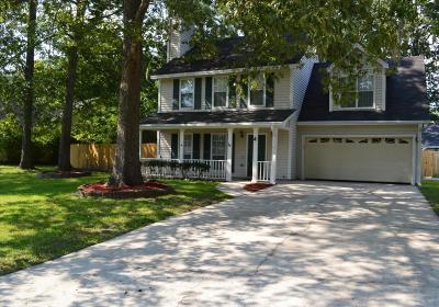 North Charleston Single Family Home Contingent: 8273 Longridge Road