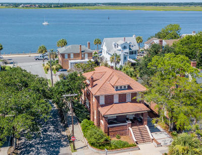 Charleston Single Family Home For Sale: 143 S Battery