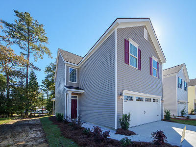 Single Family Home For Sale: 9012 Cat Tail Pond Road #(Lot 257