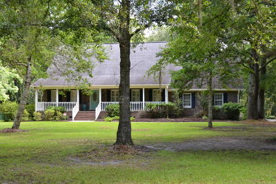 Single Family Home For Sale: 5942 Kelseys Mill Road