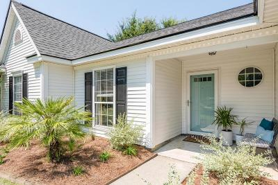 Mount Pleasant Single Family Home Contingent: 484 Cane Court