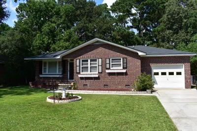 North Charleston Single Family Home Contingent: 5310 Albert Street