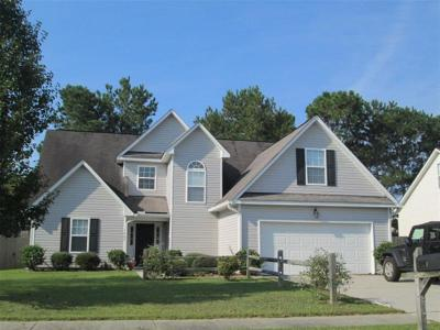 Ladson Single Family Home Contingent: 1409 Shore Pine Drive