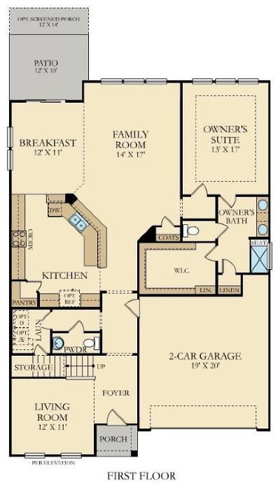 Ladson Single Family Home Contingent: 5213 Preserve Blvd