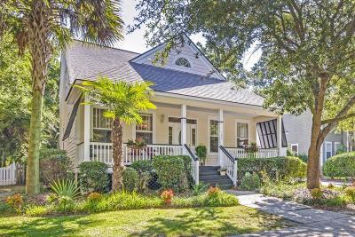 Daniel Island Single Family Home For Sale: 124 Corn Planters Street