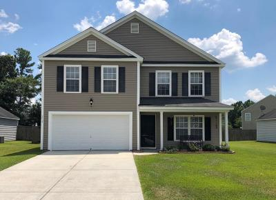 Ladson Single Family Home For Sale: 3015 Kinswood Lane