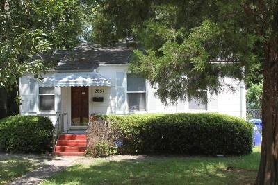 North Charleston Single Family Home For Sale: 2651 Oregon Avenue