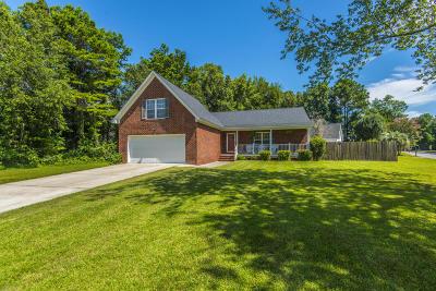 North Charleston Single Family Home For Sale: 8300 Berringer Bluff