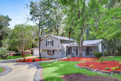 Summerville Single Family Home Contingent: 403 Fairington Drive