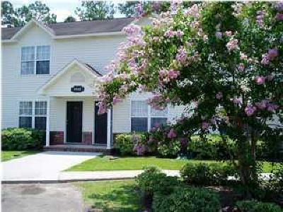North Charleston Multi Family Home For Sale: 4046 Cedars Parkway #A
