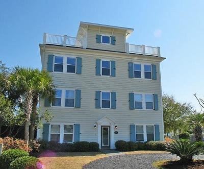 Isle Of Palms SC Single Family Home For Sale: $1,398,000