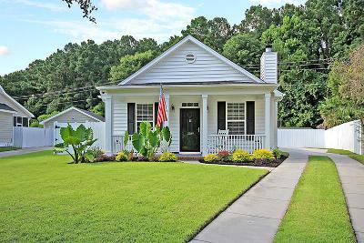 Mount Pleasant Single Family Home Contingent: 1289 Laurel Park Trail