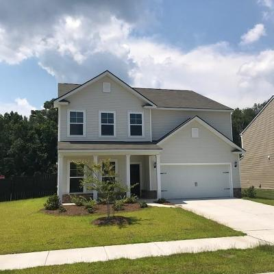 Johns Island Single Family Home For Sale: 1901 Toland Court