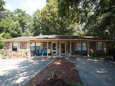 Ladson Multi Family Home For Sale: 803 Sandpiper Drive #A B