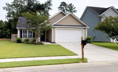 Goose Creek Single Family Home Contingent: 104 Lovette Court